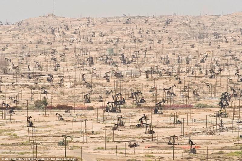 california-oil-field