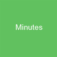 Manly Community Forum - Minutes