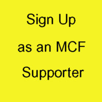 Manly Community Forum - Sign Up as an MCF Supporter